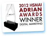 2012 HSMAI Adrian Awards Winner - Digital Marketing