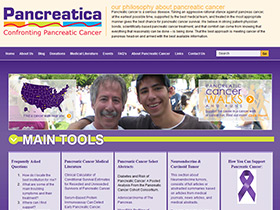 Pancreatica - Confronting Pancreatic Cancer