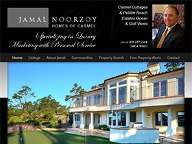 Jamal Noorzoy - Homes of Carmel